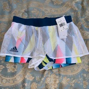 NWT Adidas Pro Shorts (built in spandex)
